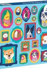 Chronicle Books/Hachette Book Group USA Pet Portraits Puzzle