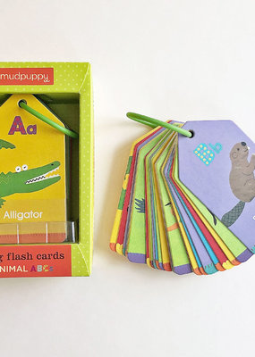 Chronicle Books/Hachette Book Group USA ABC Animal Flash Cards