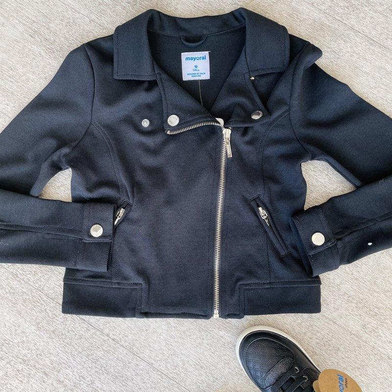 Mayoral USA Black Jacket