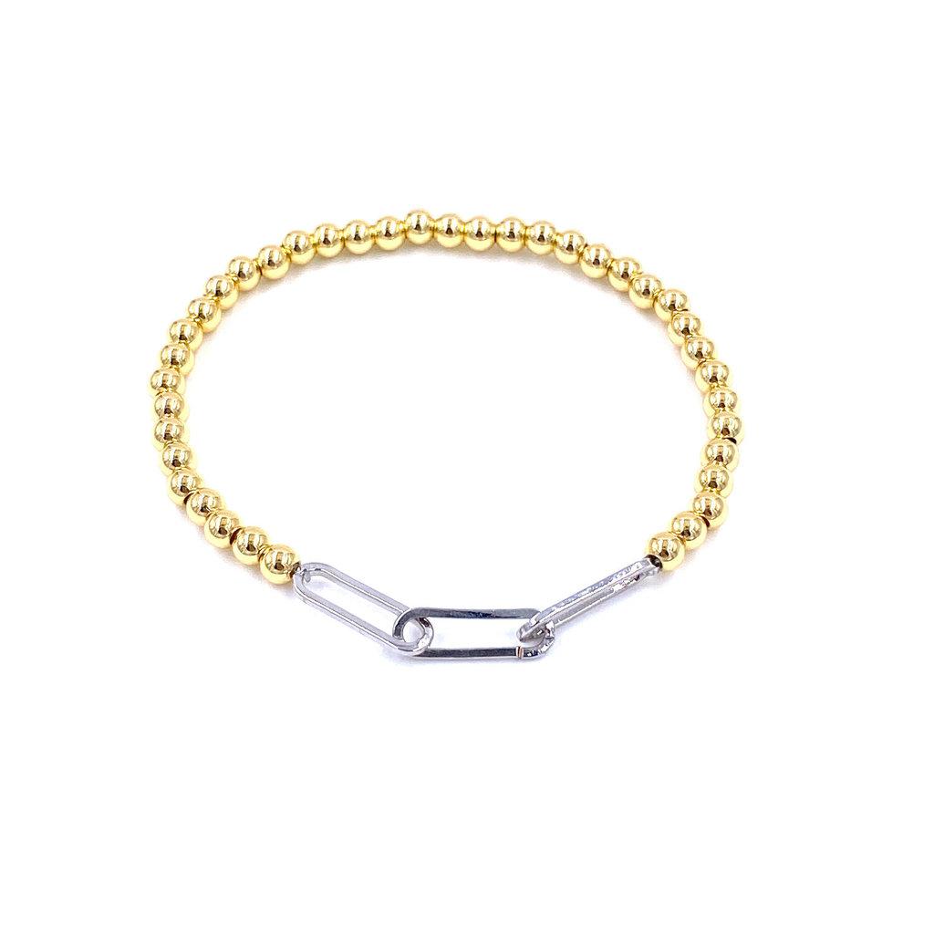Ashley Gold Children's Designer Stackable Bracelets
