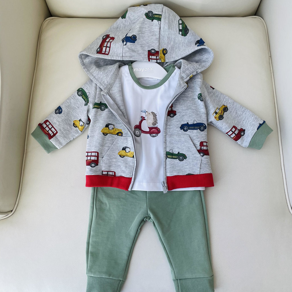 Mayoral USA Car Track Suit