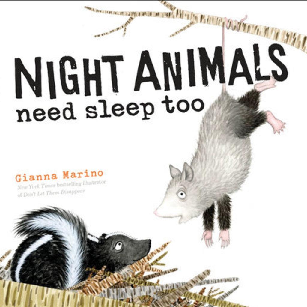Penguin Random House, LLC Night Animals Need Sleep Too