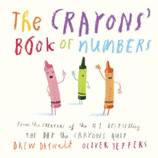 Penguin Random House, LLC The Crayons Book of Numbers