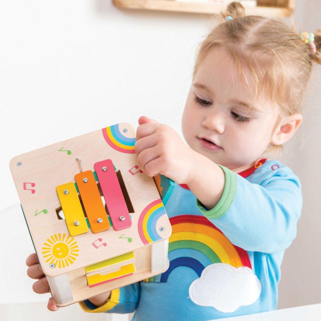 Le Toy Van Petit Activity Cube