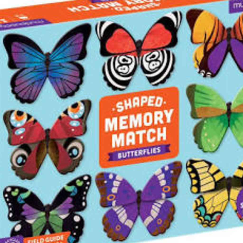 Chronicle Books/Hachette Book Group USA Shaped Memory Match