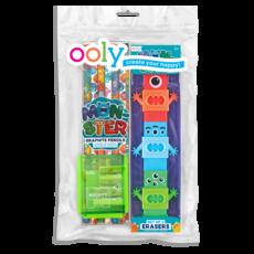 OOLY Monsters Happy Pack
