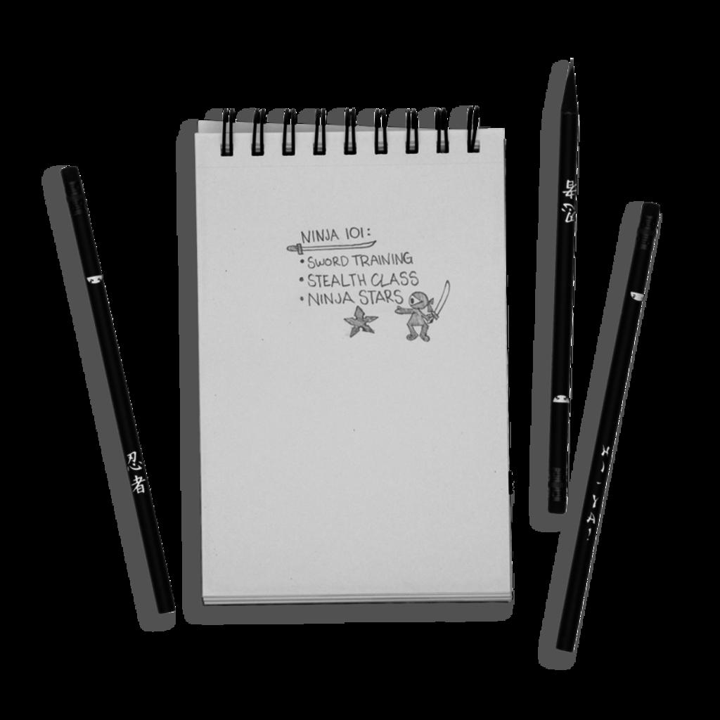 OOLY Ninja Pencils