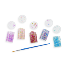 OOLY Mini Dot Pixie Paster Glitter Glue
