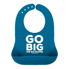 Bella Tunno LLC Go Big Wonder Bib