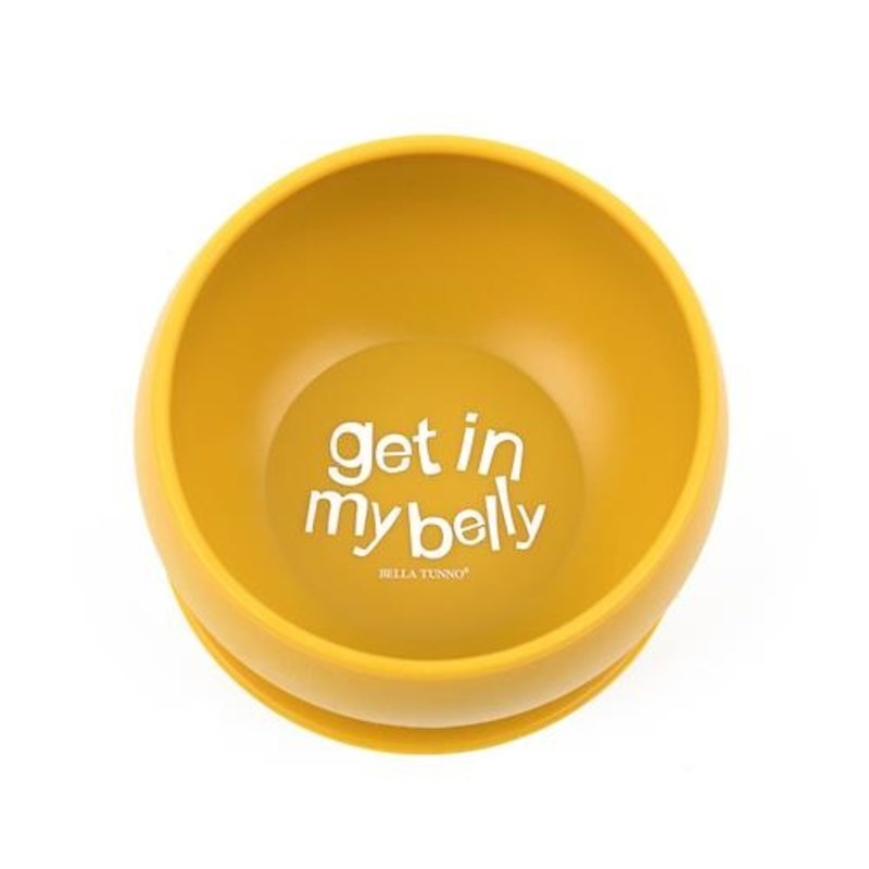 Bella Tunno LLC Get in my belly suction bowl