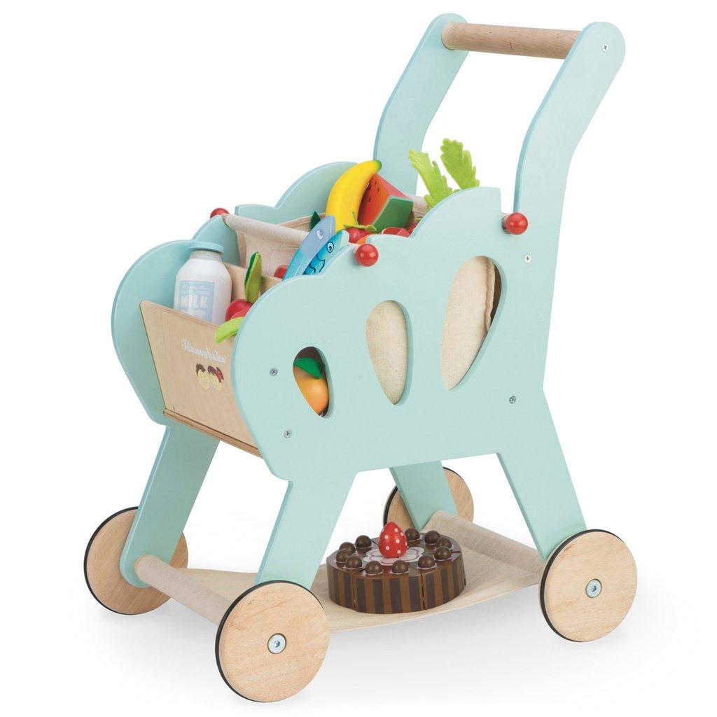 Le Toy Van Shopping Trolley