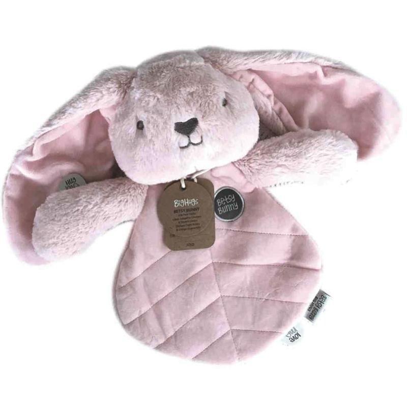 OB Designs USA LLC Betsy Bunny Baby Lovey Toy