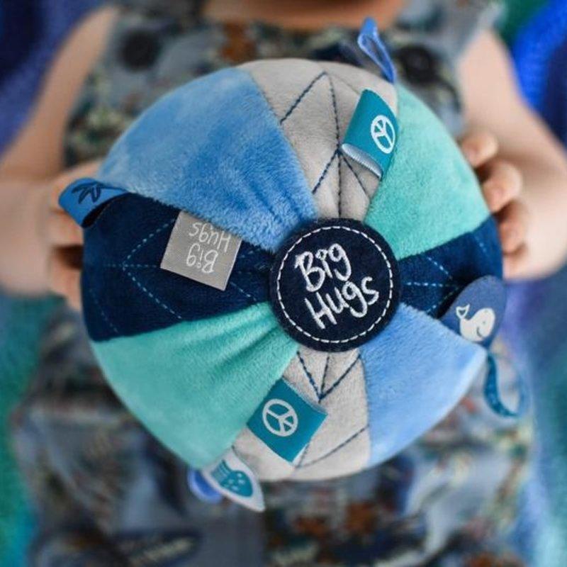 OB Designs USA LLC Blue Activity Ball