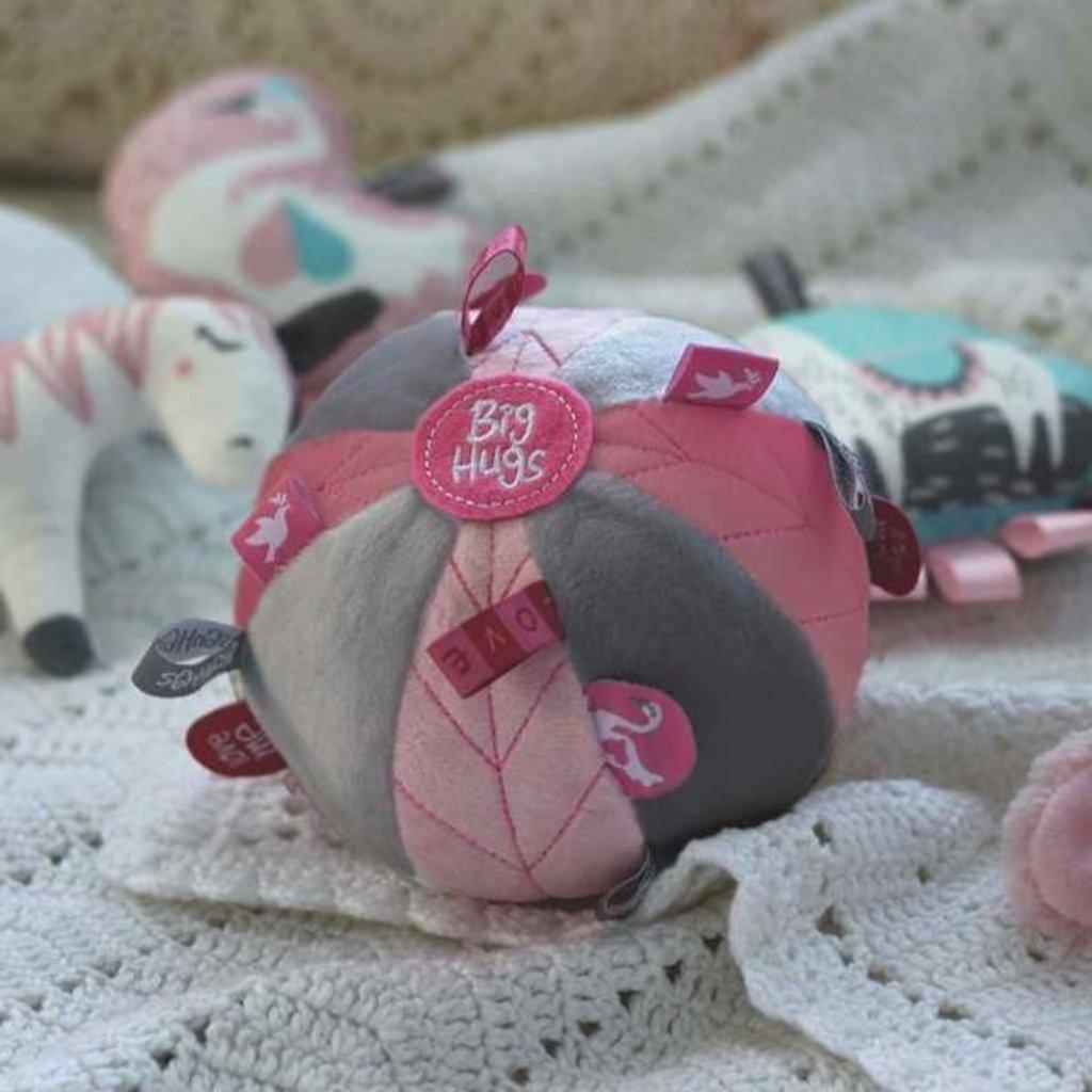 OB Designs USA LLC Pink Activity Ball
