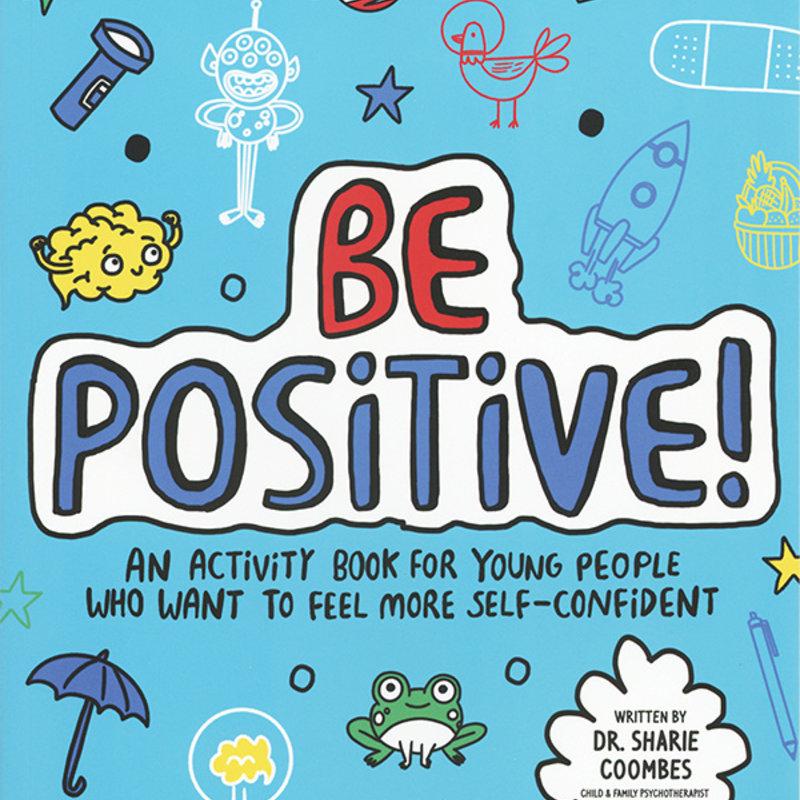 Usborne Books Be Positive Activity Book