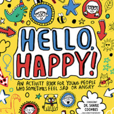 Usborne Books Hello Happy Activity Book