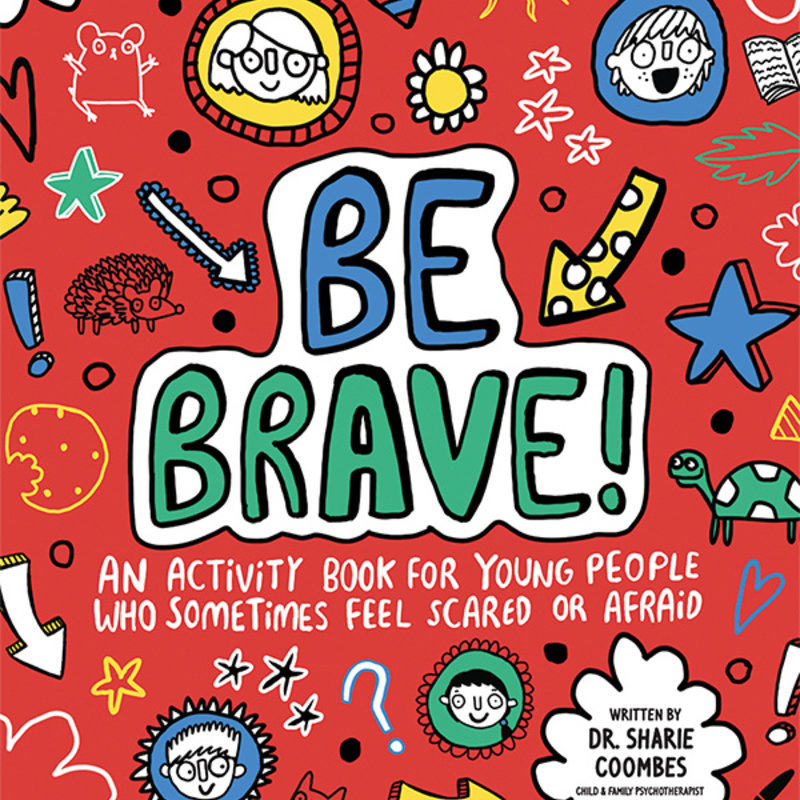 Usborne Books Be Brave Activity Book