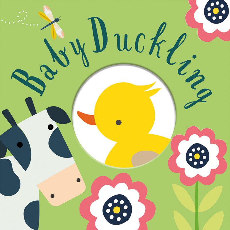Usborne Books Baby Duckling
