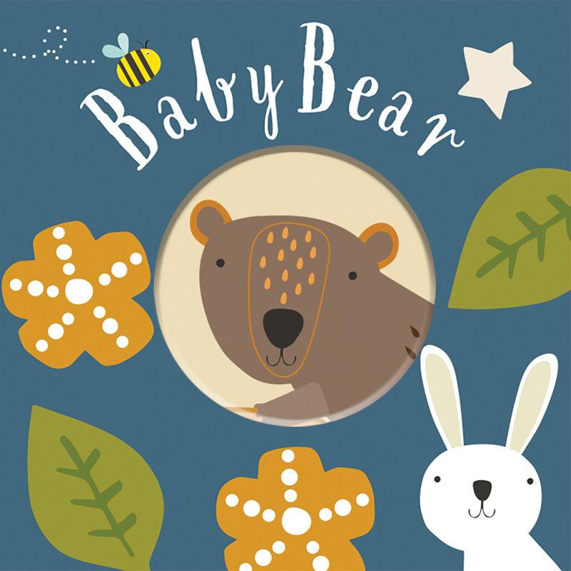 Usborne Books Baby Bear