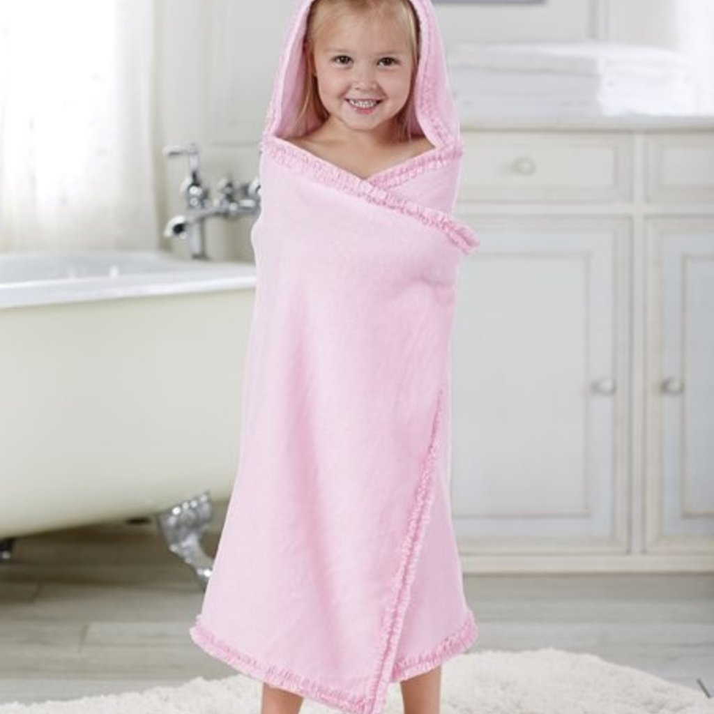 Mud Pie Princess Baby Hooded Towel