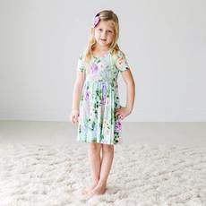 Posh Peanut Erin SS Twirl Dress