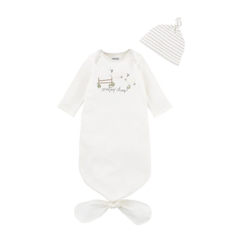 Mud Pie Counting the Sheep Gown