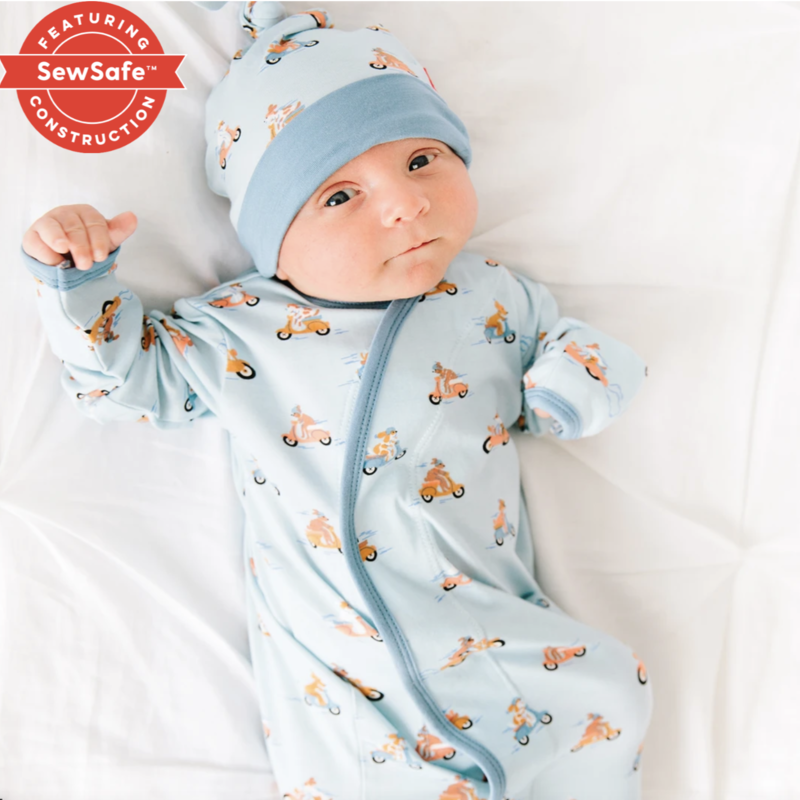 Magnificent Baby Easy Rider Modal Gown Set
