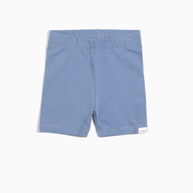 Petit lem Blue Grey Bike Shorts