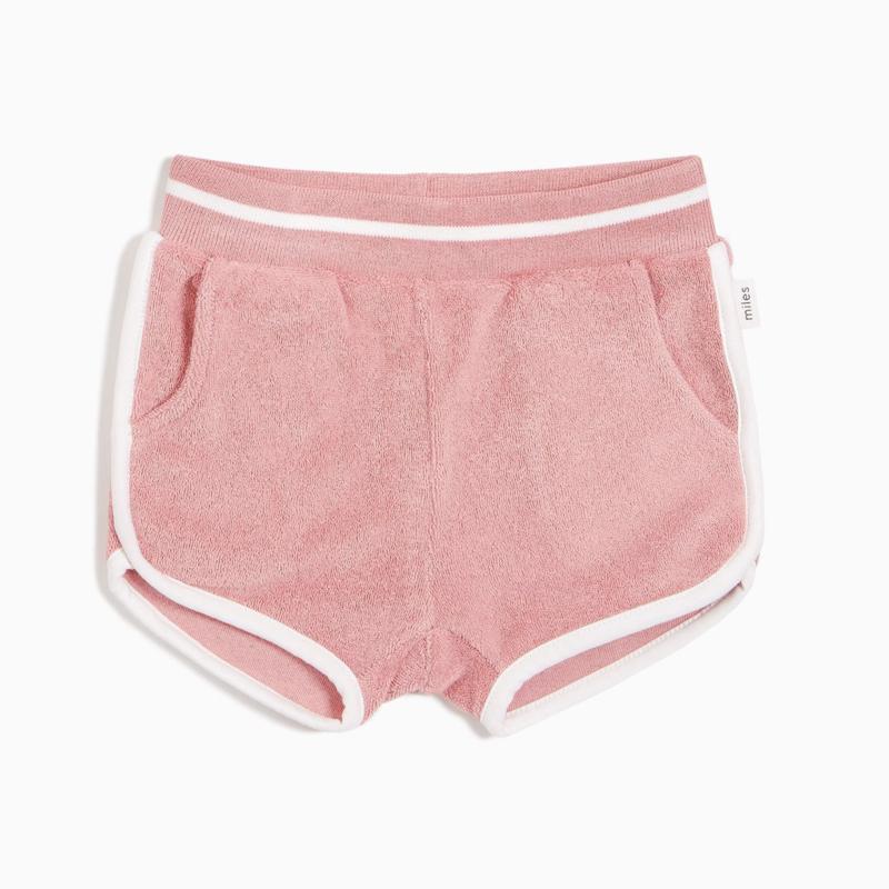 Petit lem Light Coral Knit Short