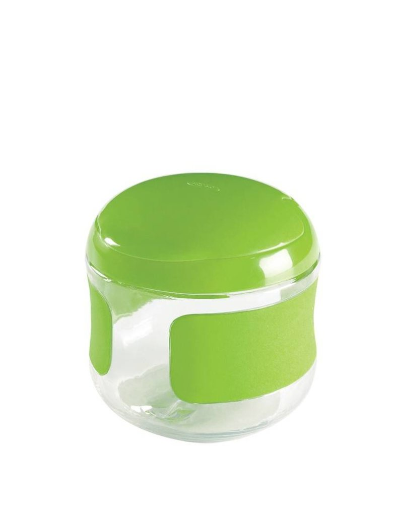 OXO Green Flip Top Snack Cup