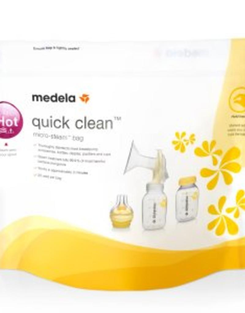 Medela, Inc  Quick Clean Micro Steam Bags