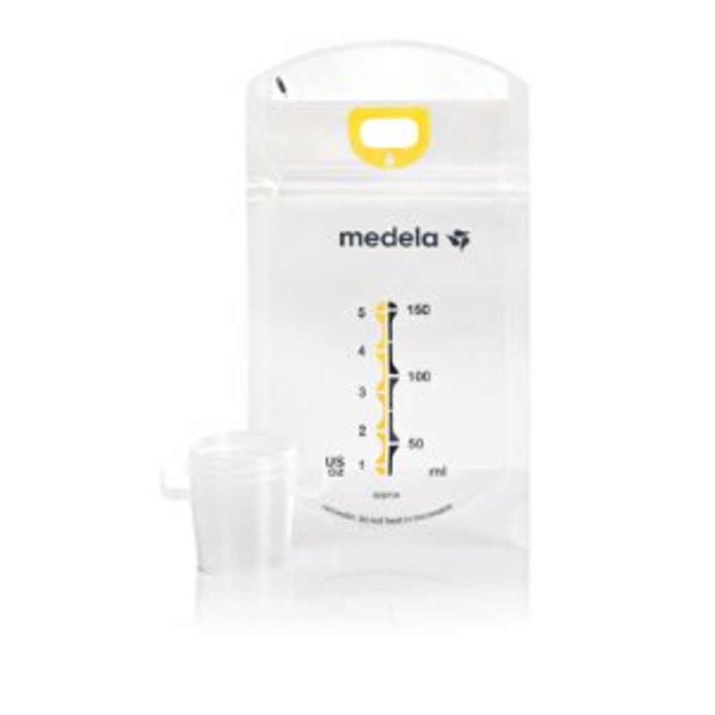 Medela, Inc. Pump and Save Storage Bags  20 Pack
