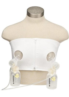 Medela, Inc. Easy Expression Bustier White X Large