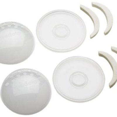 Medela, Inc. Soft Shell Inverted Nipple