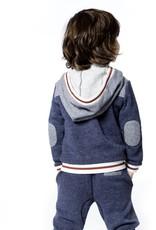 Deux Par Deux Whistle Punk Fleece Jacket