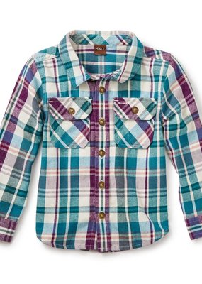 Tea Collection Beaufort Flannel Shirt