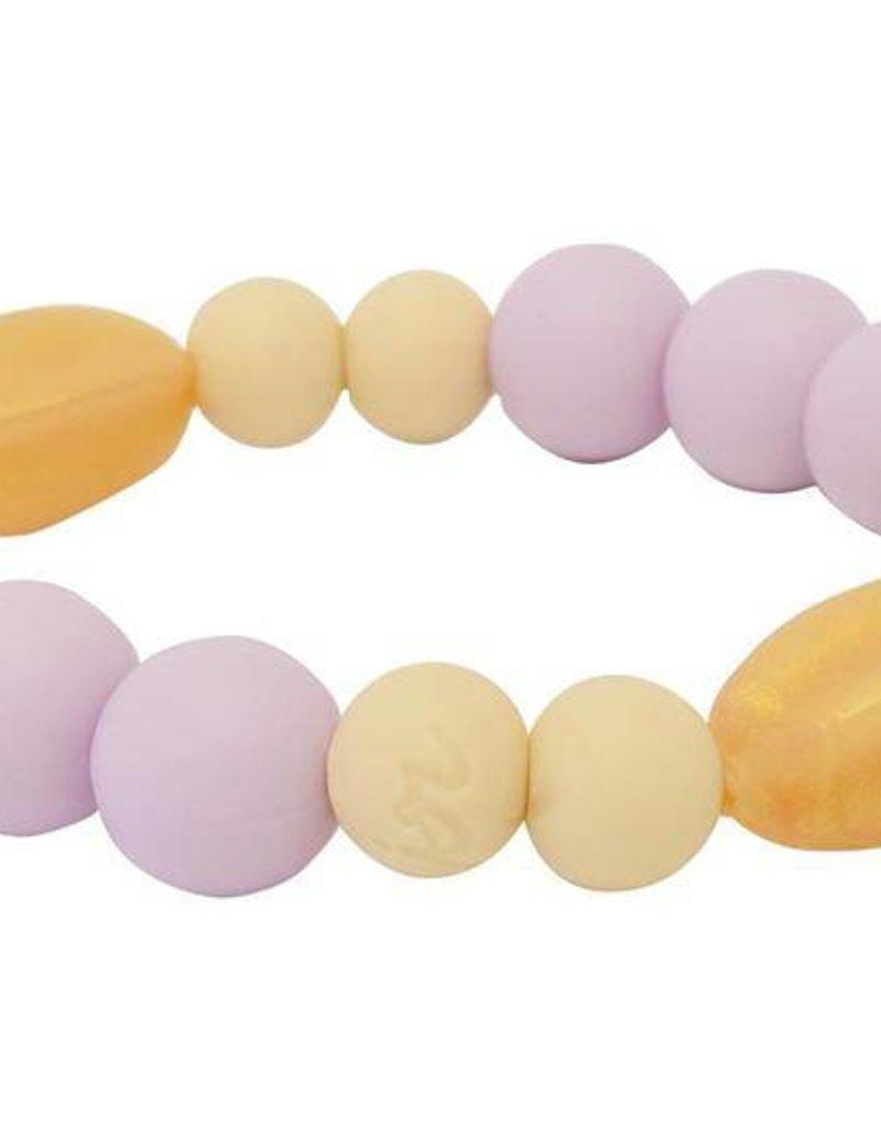Itzy Ritzy Teething Happens Bead Bracelet