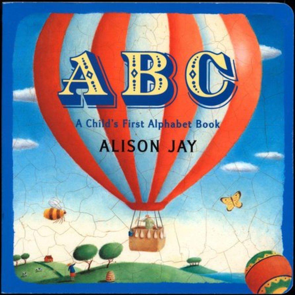 Penguin Random House, LLC ABC Board Book
