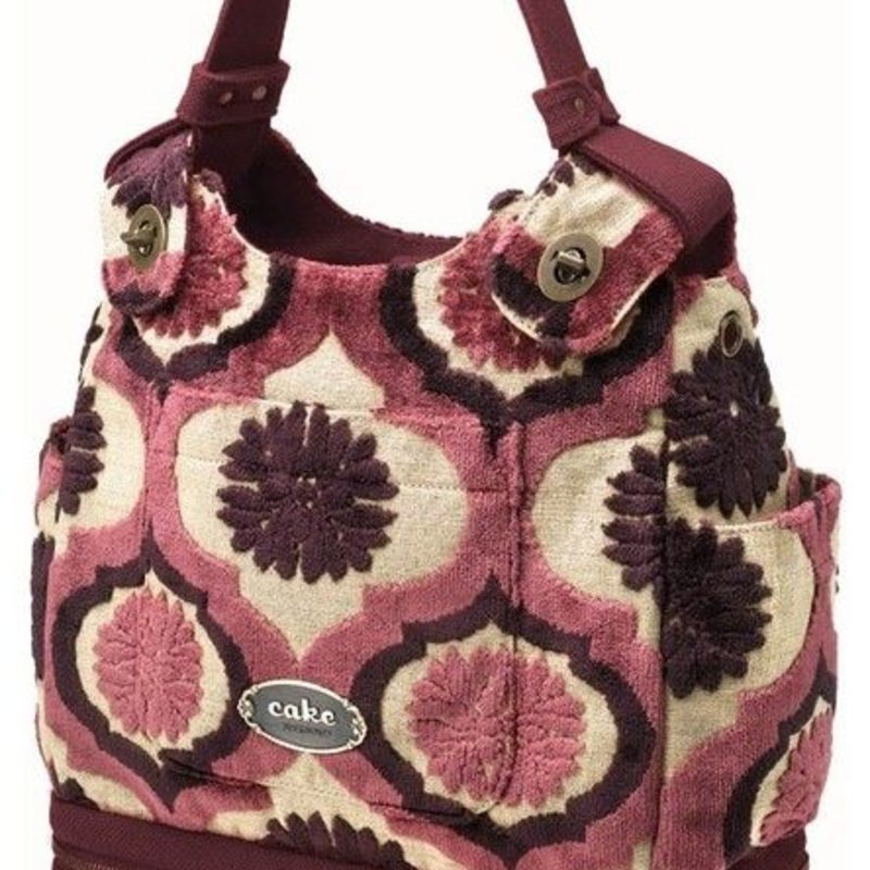 Petunia Picklebottom Plum Tart Society Satchel