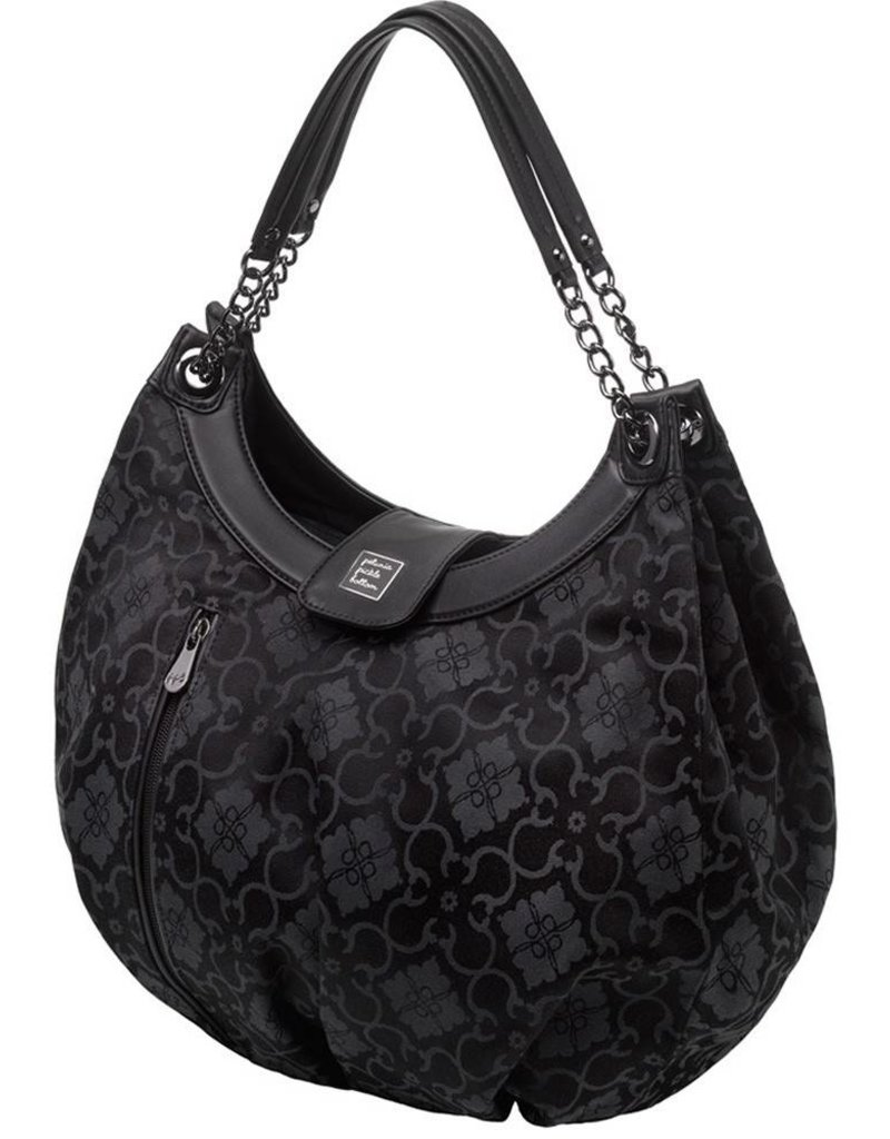 Petunia Picklebottom Paris Noir Hideaway Hobo