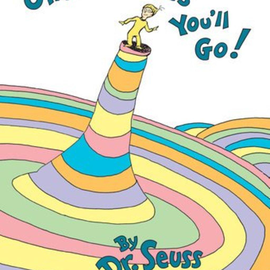 Penguin Random House, LLC Oh The Places You'll Go