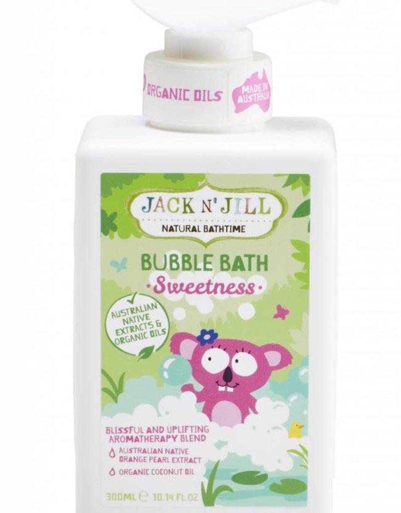 Jack and Jill Kids Sweetness Bubble Bath