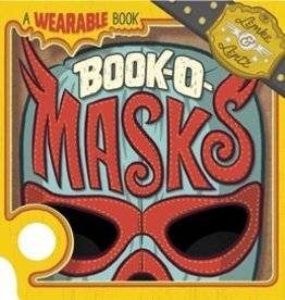 Capstone Publishers Book-O-Masks: A Wearable Book