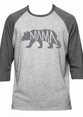 Jane Marie Mama Bear 3/4 Tee
