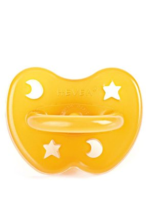 Hevea USA Star and Moon Design 0-3 months orthodontic teat