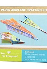 Paper Airplane Crafting Kit