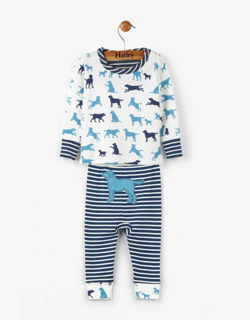 Hatley Pup Play LS Mini Pajama