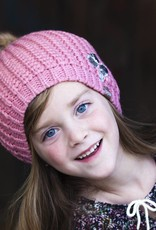 Peppercorn Kids Jeweled Rib Beanie
