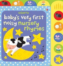 Usborne Books baby's first noisy nursery rhymes
