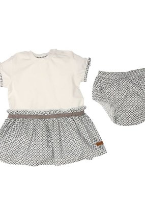 Robeez Geo Dress with Diaper Cover